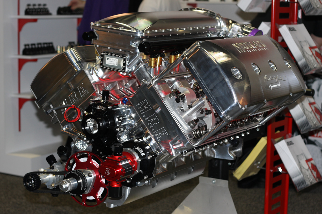 AIM Performance racing engine
